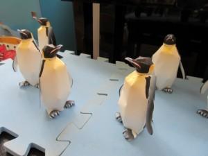 ペンギンさんもいるいる!