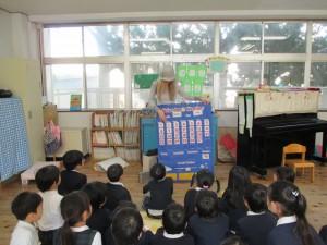 マルガ先生の英語で遊ぼう!