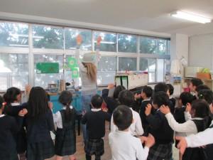 英語でダンス!