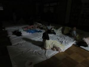 ああー眠たい。おやすみなさーい。