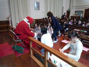 サンタさん有難うございます。